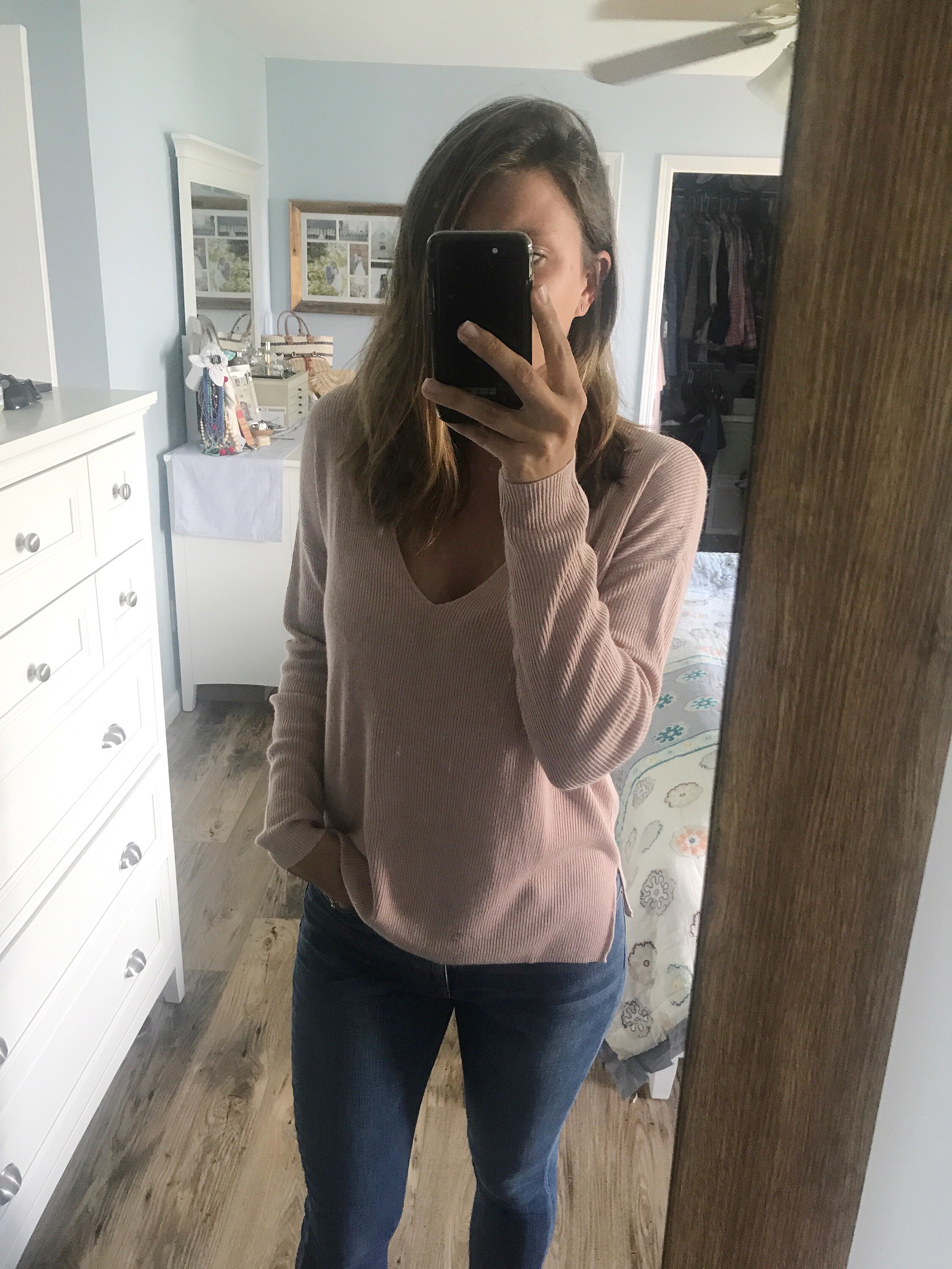 Nordstrom Anniversary Sale 2017 pink sweater