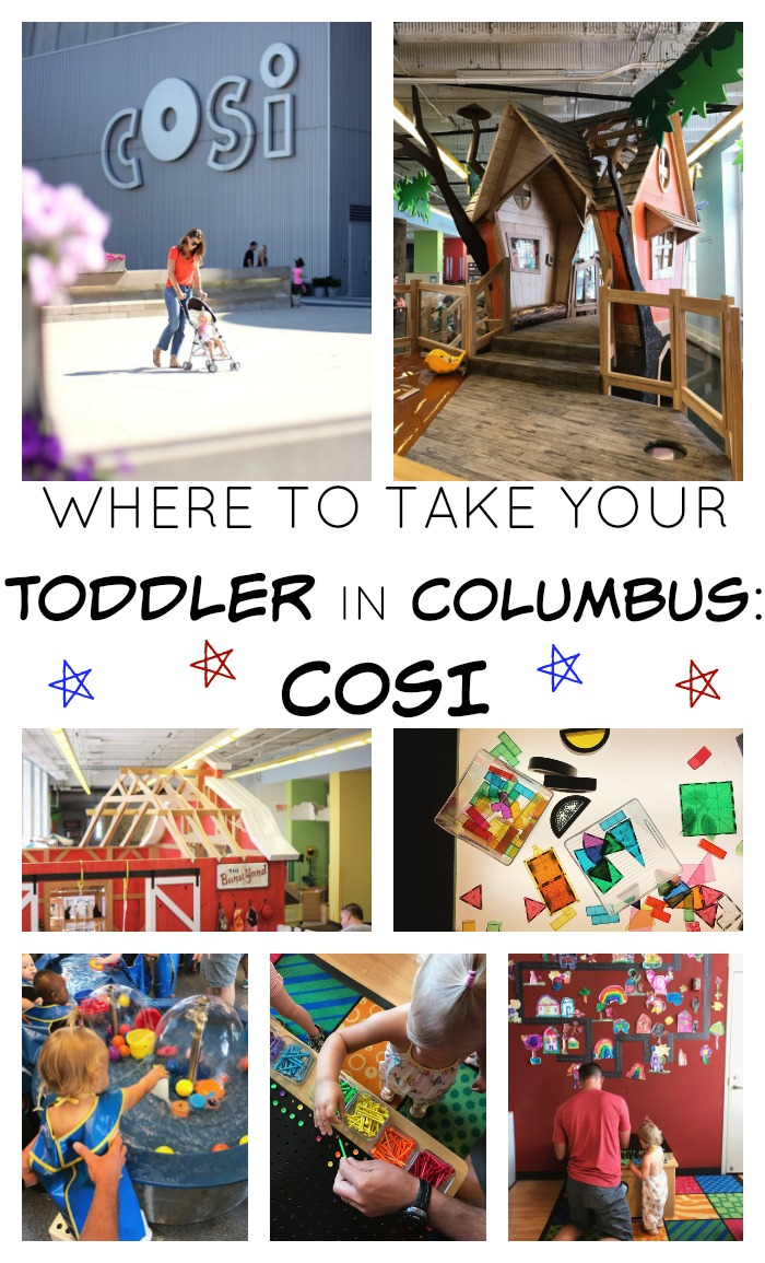 Where to Take Your Toddler in Columbus - COSI