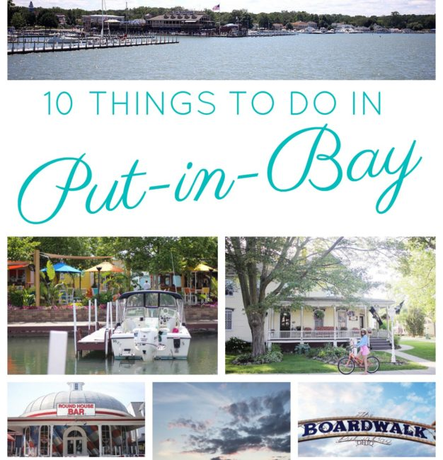 10 Things to Do in Put-in-Bay