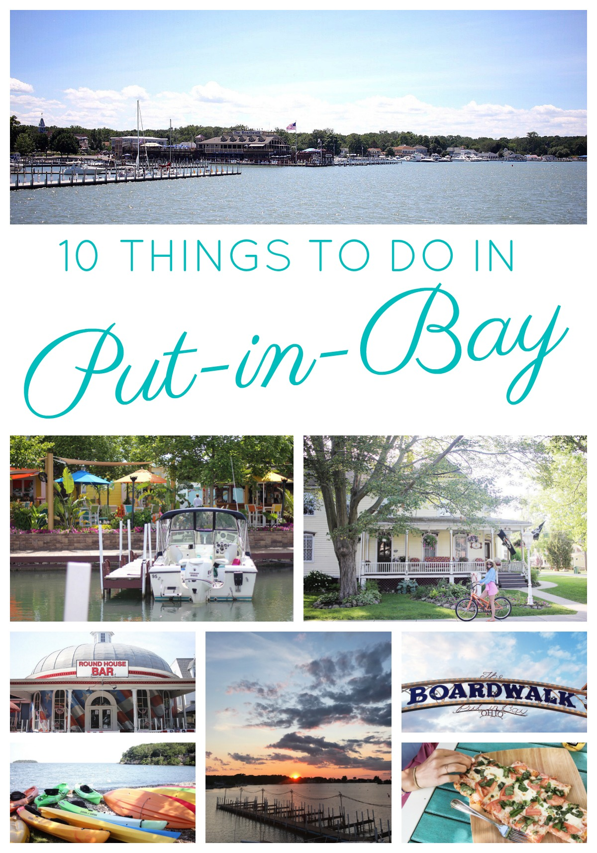 10 Things to Do in Put in Bay // girl about columbus