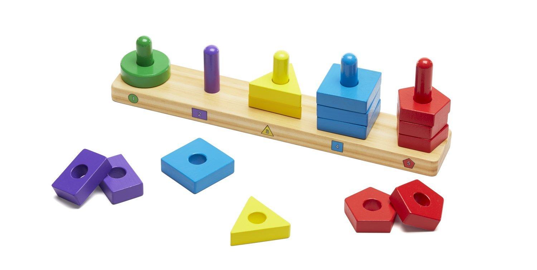 blocks // 18 month old favorites
