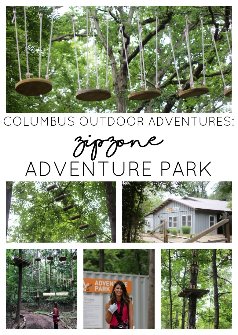 Columbus Outdoor Adventures Zipzone Adventure Park
