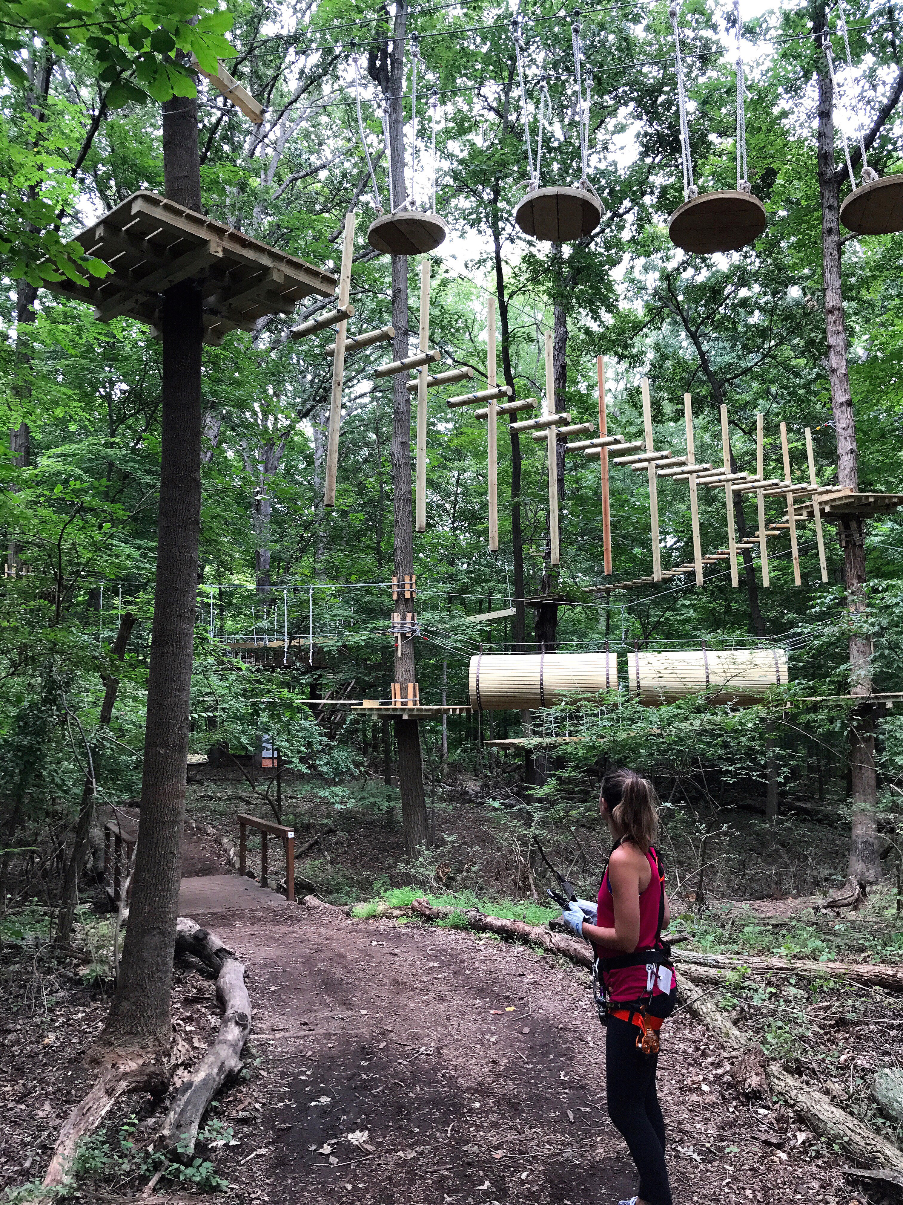 zipzone adventure park columbus ohio
