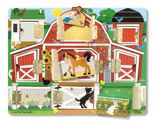 barn magnet puzzle