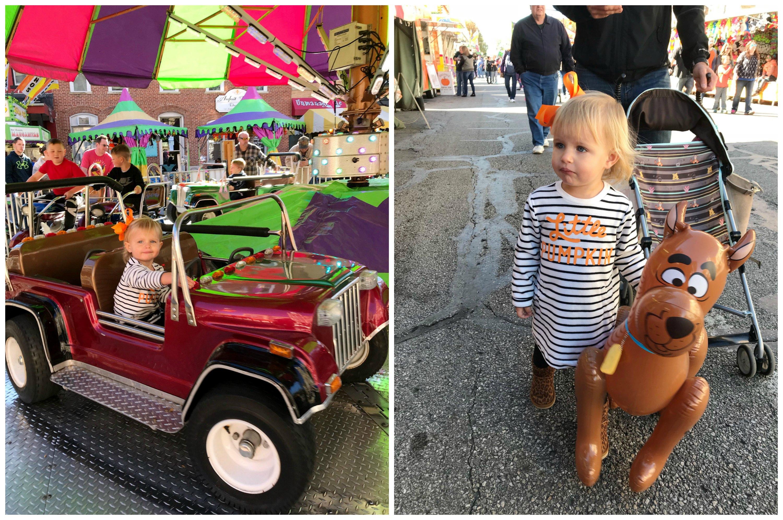 circleville pumpkin show rides