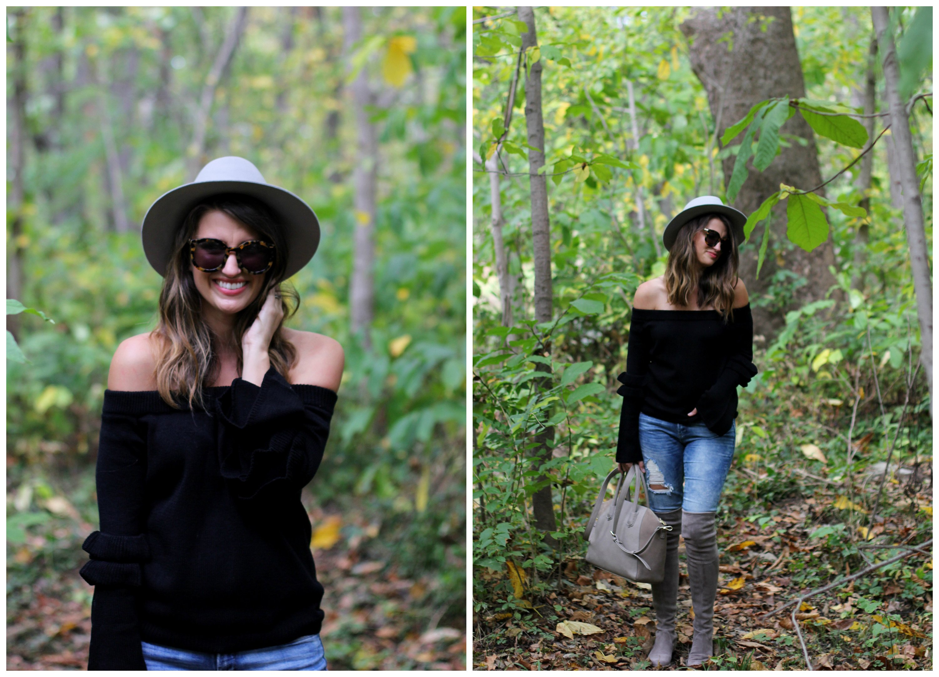 shopbop sweater // girl about columbus