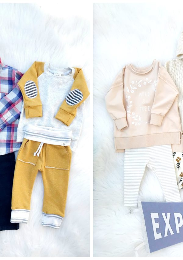 6 Absolutely Adorable Children's Outfits for Fall