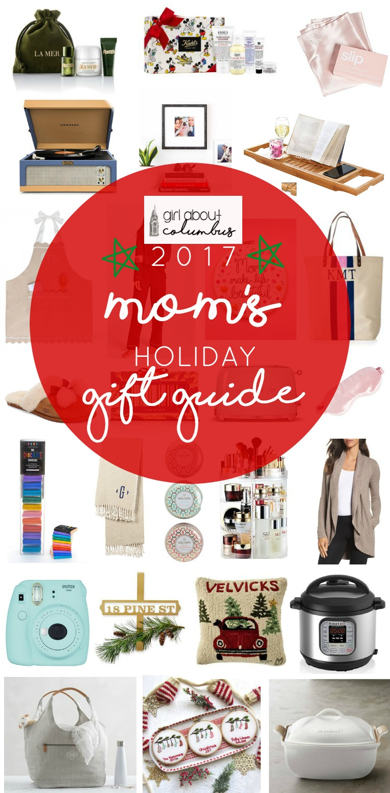 2017 Mom's Holiday Gift Guide