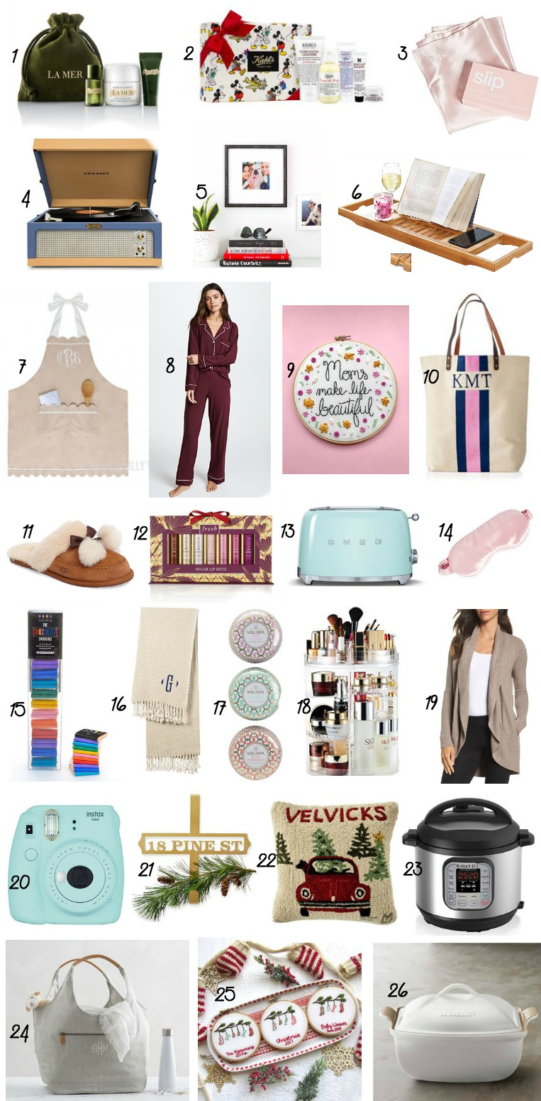GAC Holiday Gift Guide for Moms