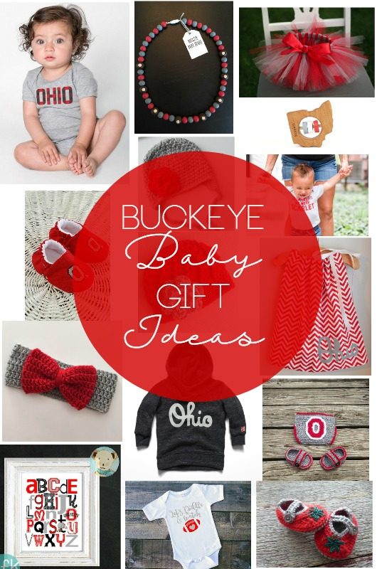 The Cutest Buckeye Baby Gift Ideas