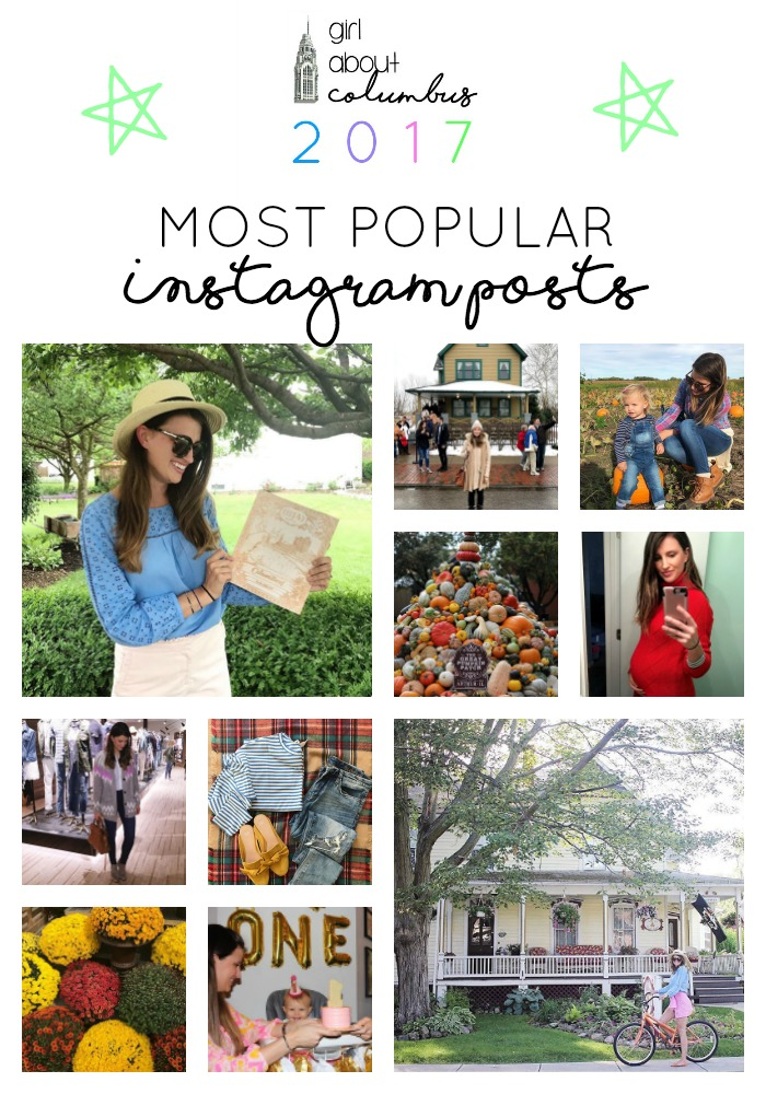 girl about columbus 2017 Most Popular Instagram Pots