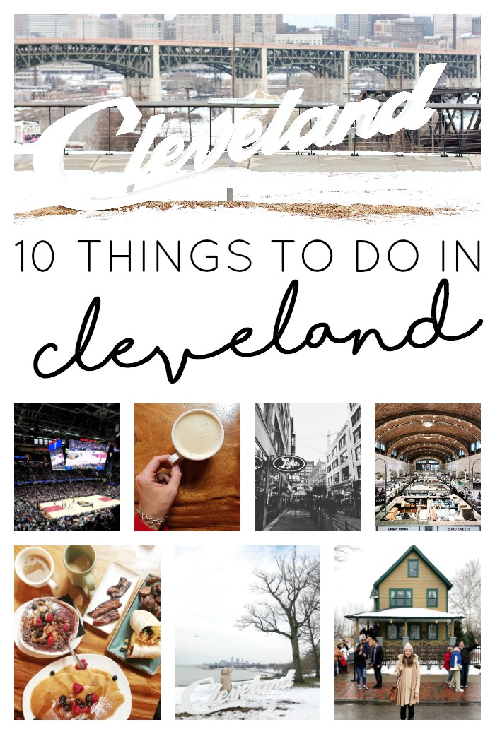 10 Things to Do in Cleveland // girl about columbus