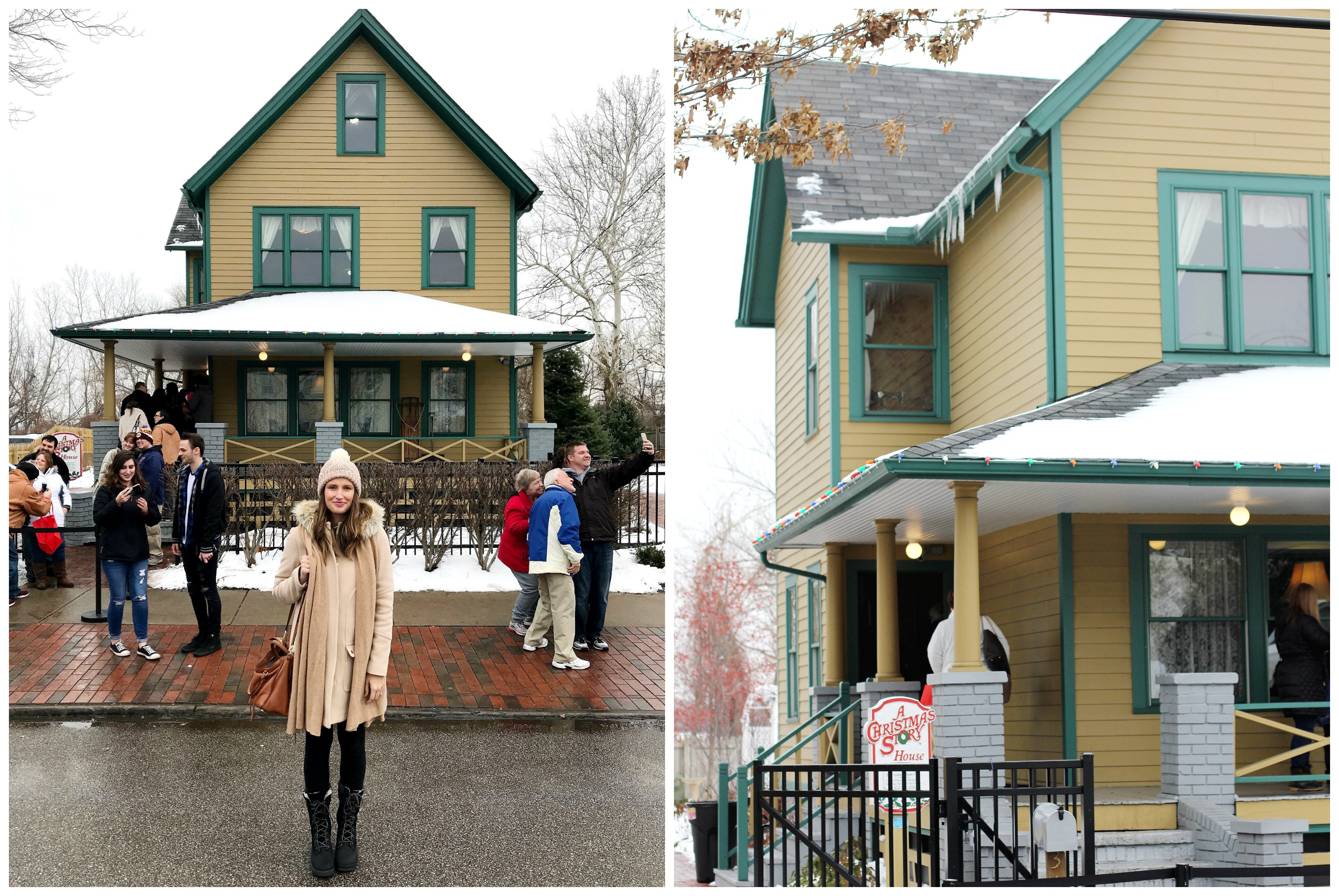 A Christmas Story House in Cleveland