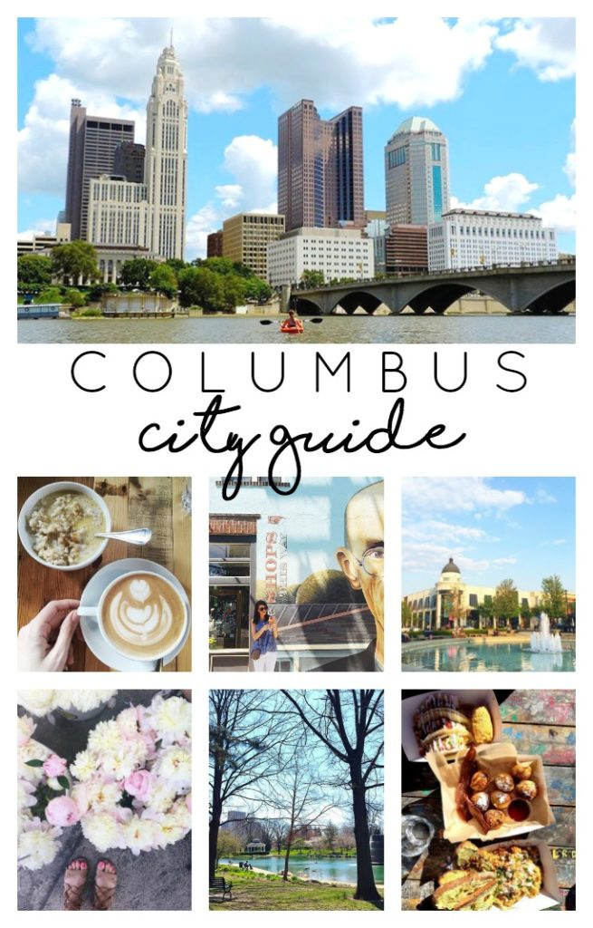 Columbus Ohio City Guide // girl about columbus