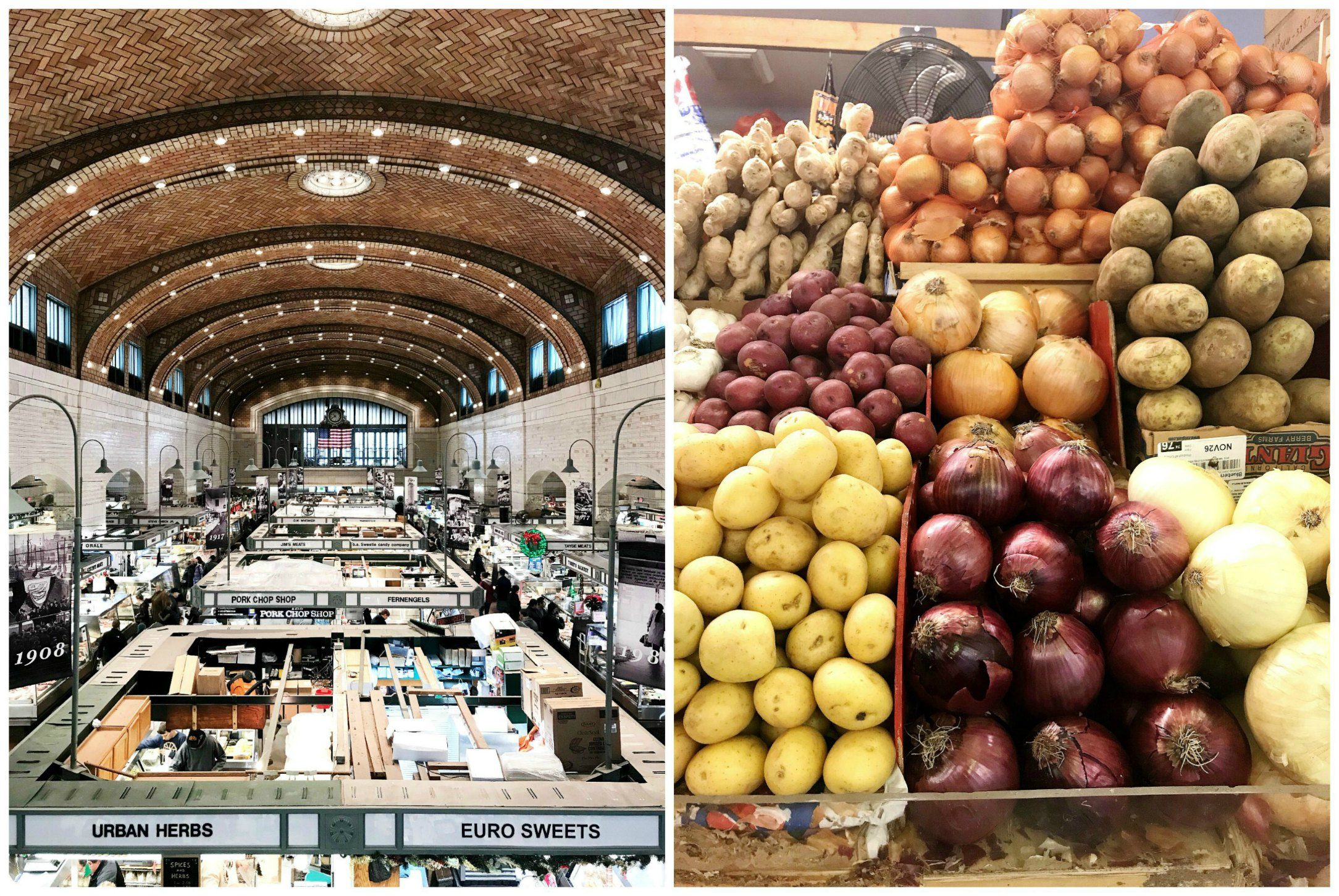 West Side Market Cleveland Ohio