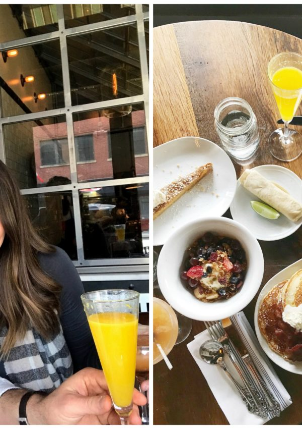Where to Brunch in Columbus: The Pearl