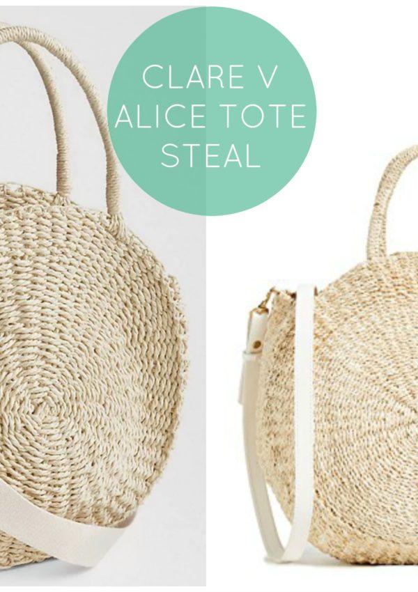 Clare V Alice Tote Steal