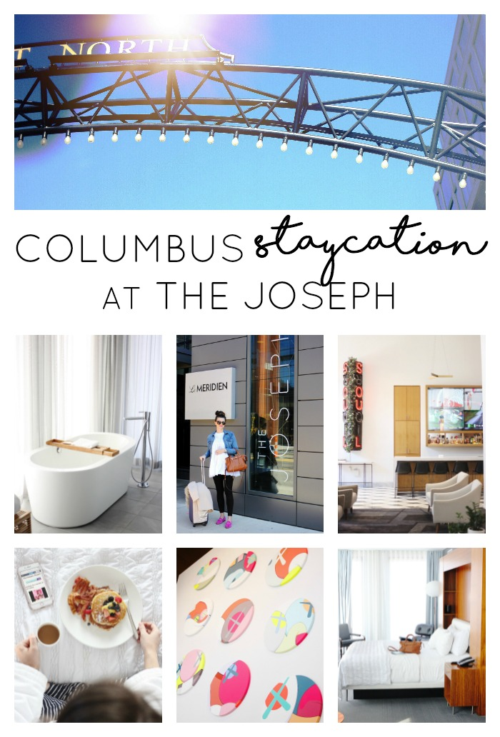 Columbus Staycation // girl about columbus