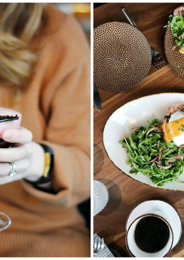 Where to Brunch: VASO Rooftop Lounge