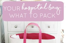 What to Pack in Your Hospital Bag / girl about columbus