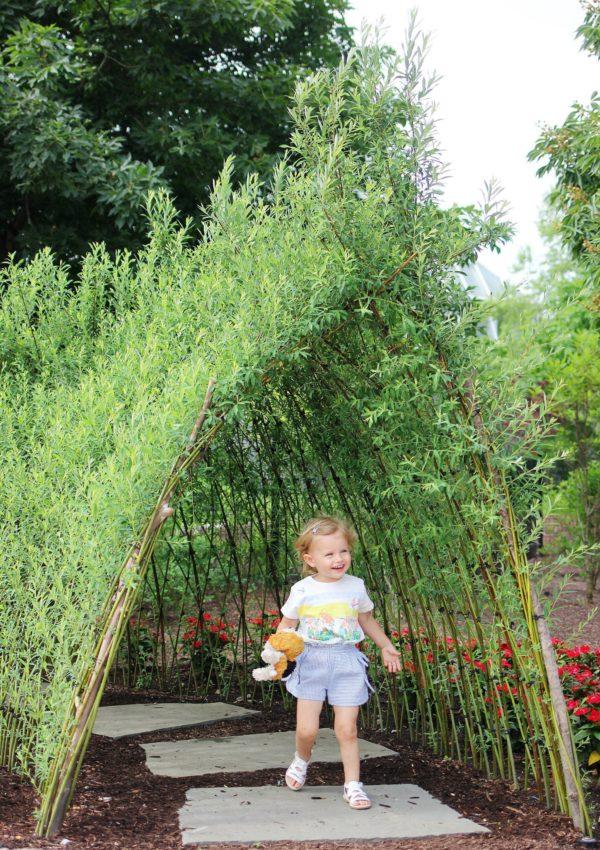The New Children's Garden at Franklin Park Conservatory