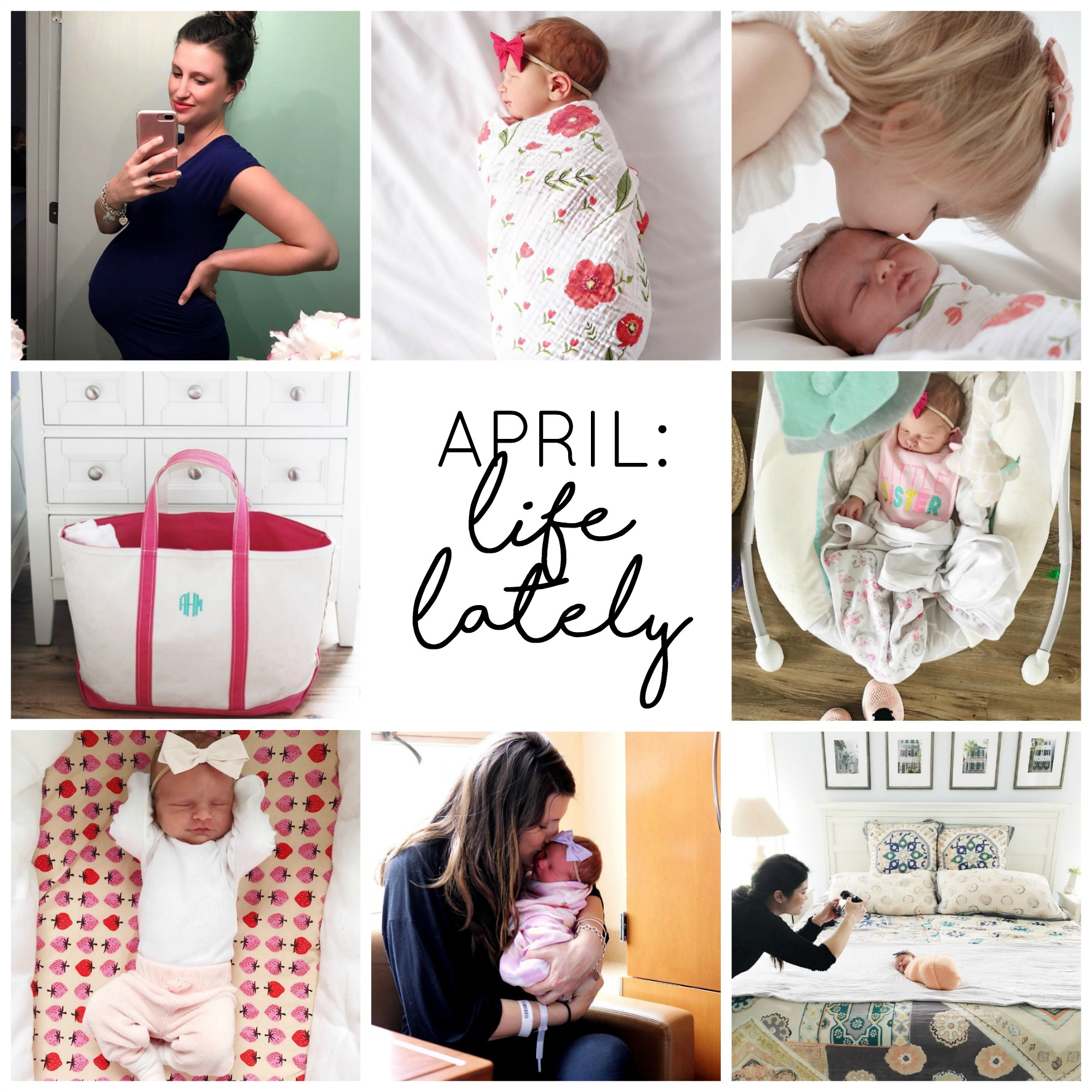 April Life Lately // girl about columbus