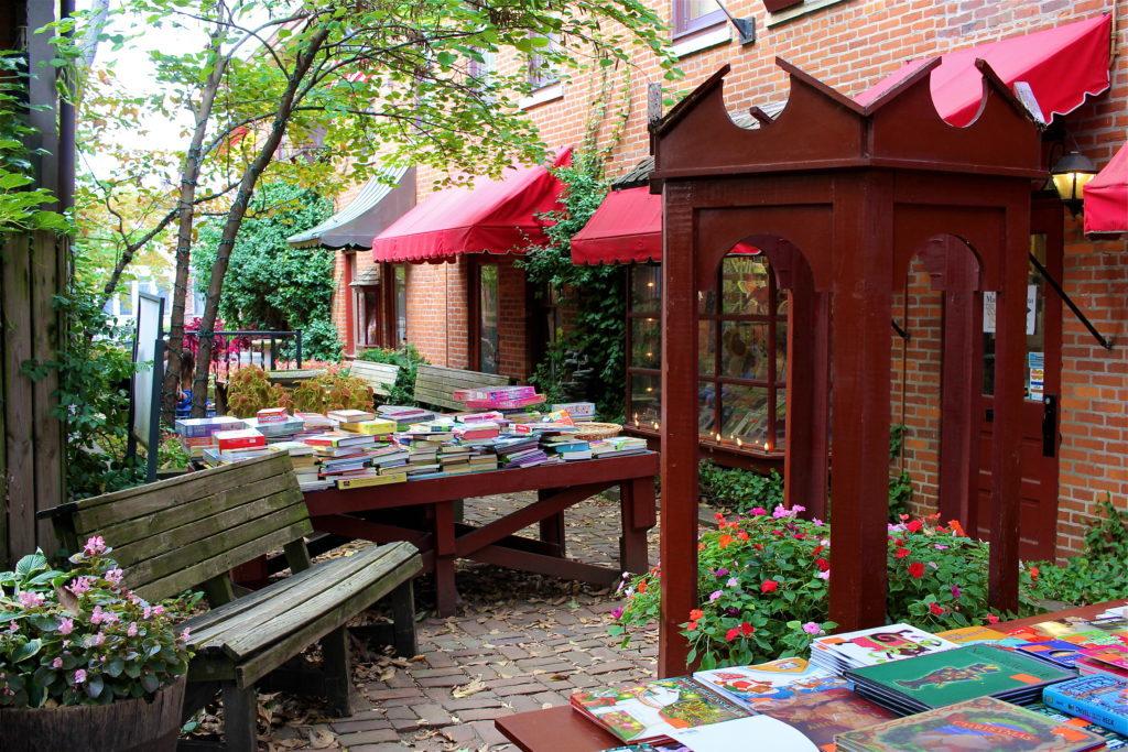 german village the book loft