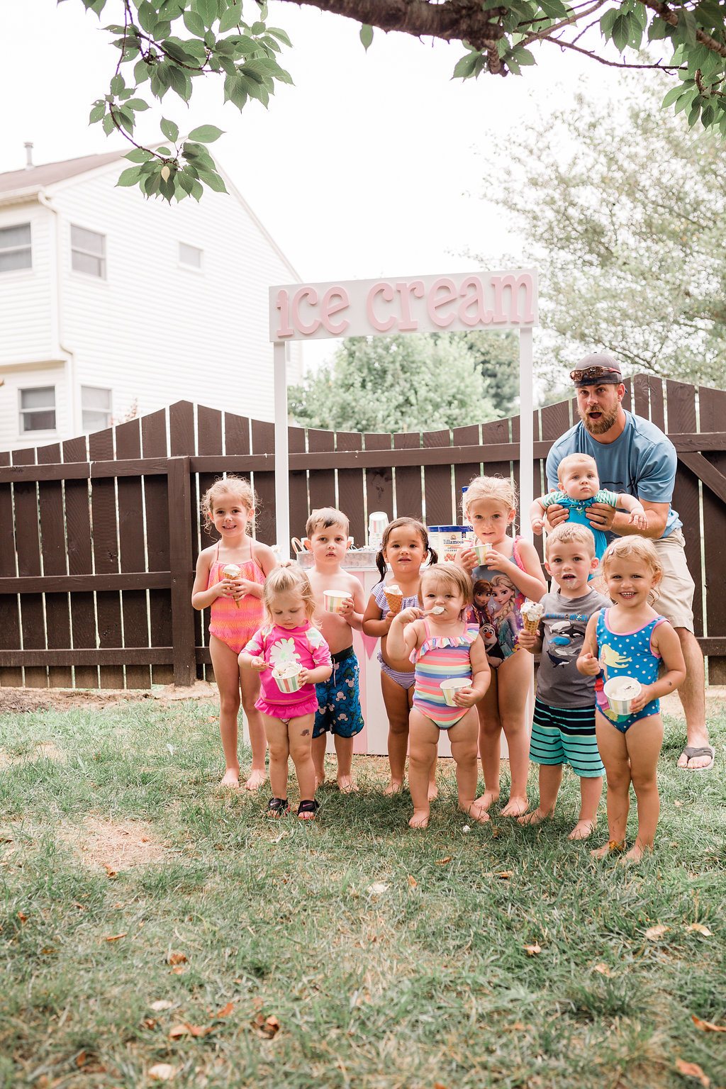 how to throw an ice cream party // girl about columbus