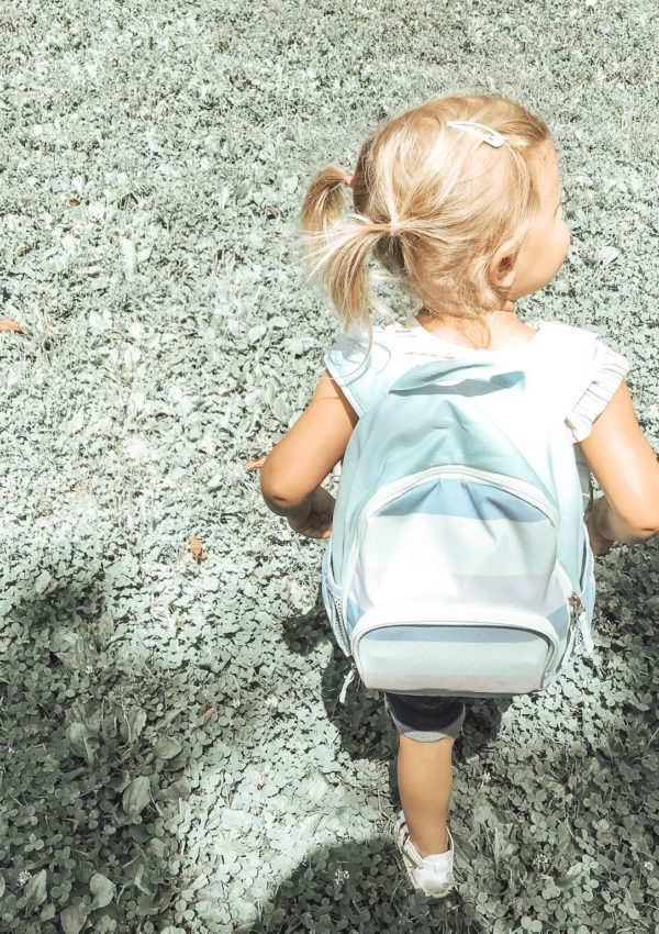 My Back to School Wish List: Toddler Edition