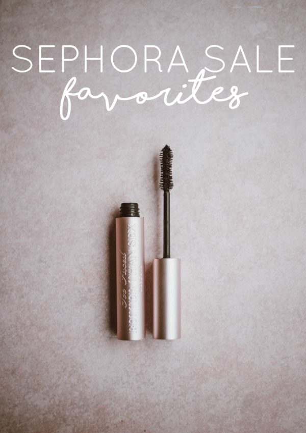 2018 Holiday Gift Guide // Sephora Sale!