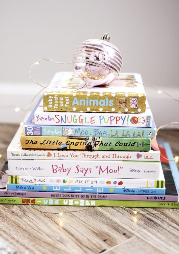Our Favorite Books for Babies & Toddlers