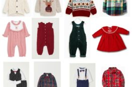 holiday outfits for the kids