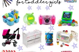 ultimate gift guide for toddler girls