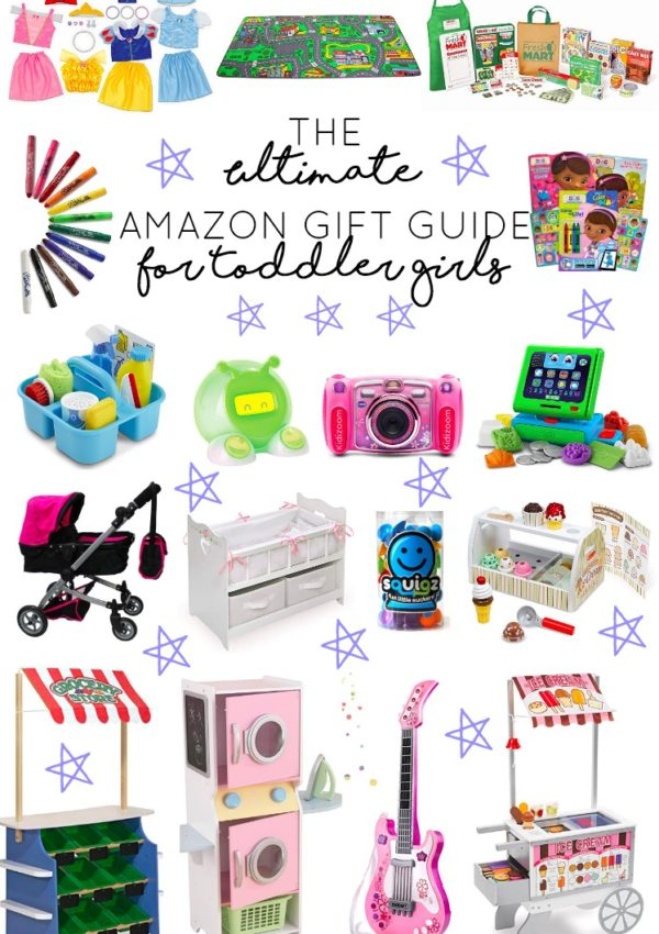 ultimate gift guide for toddler girls