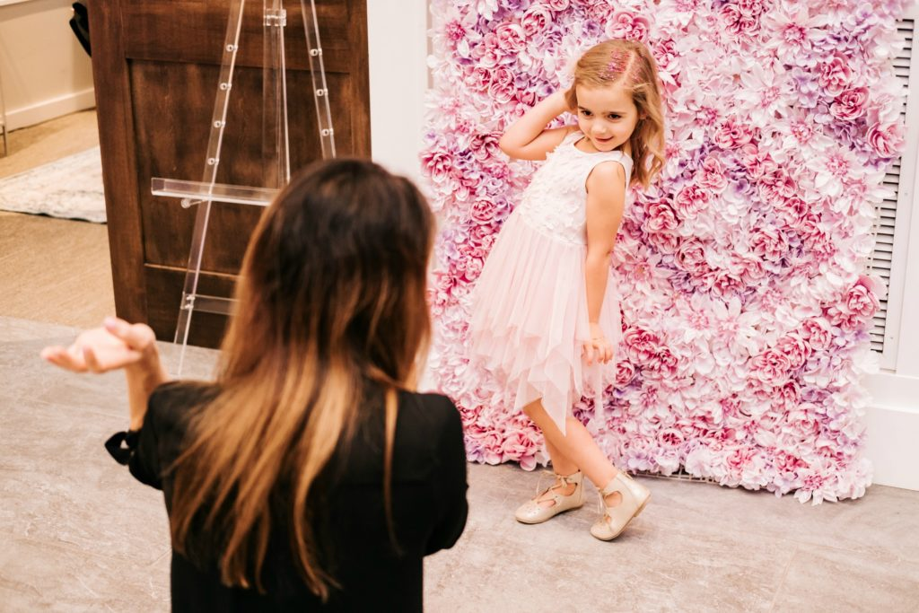 Galentine's Day Party for Girls photo backdrop