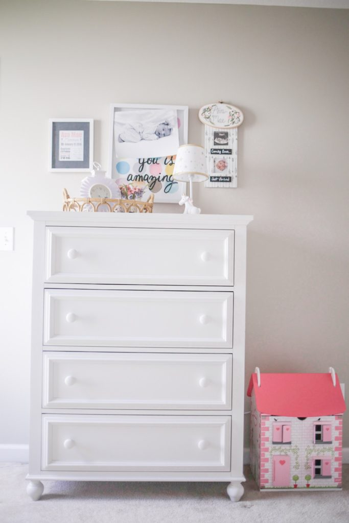 little girls dresser