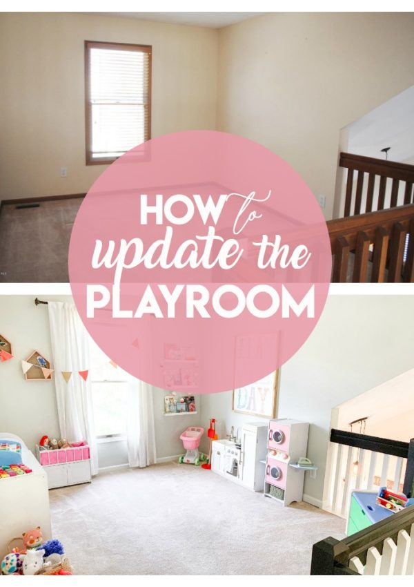 How to update the playroom