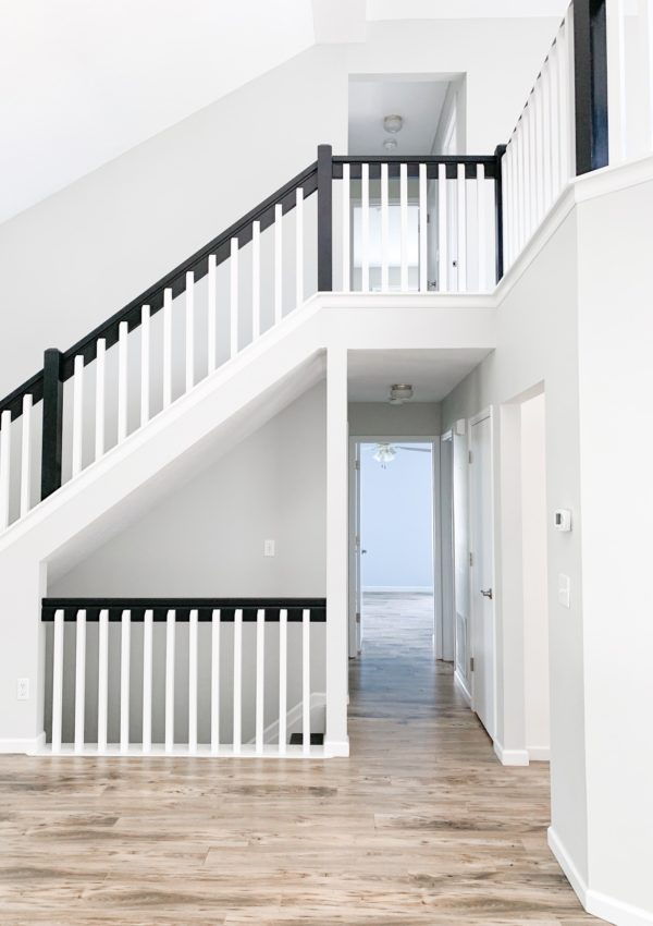 How to Paint Your Staircase