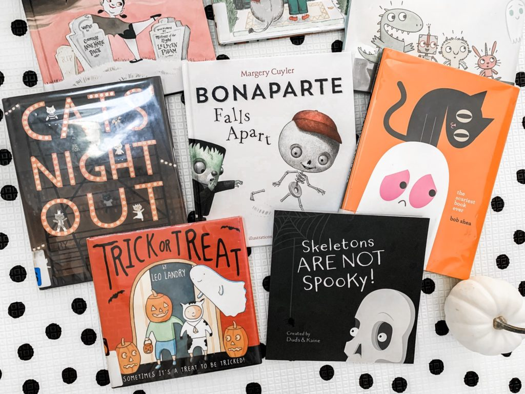 favorite Halloween books