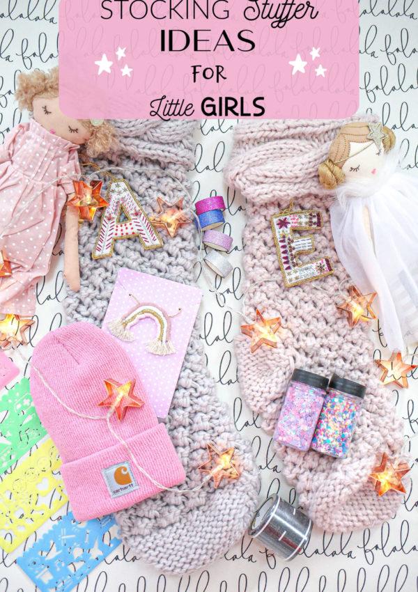 20 Inexpensive Stocking Stuffer Ideas for Little Girls