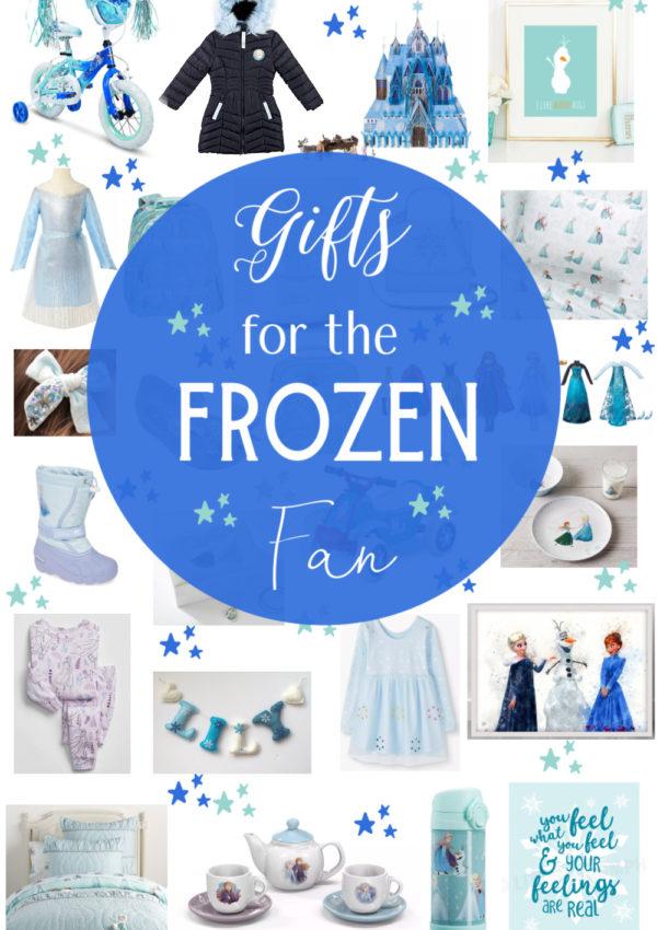 Gifts for the Frozen Fan