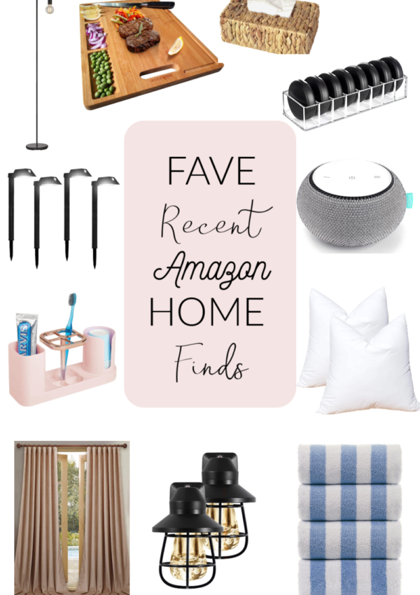June Amazon Home Finds