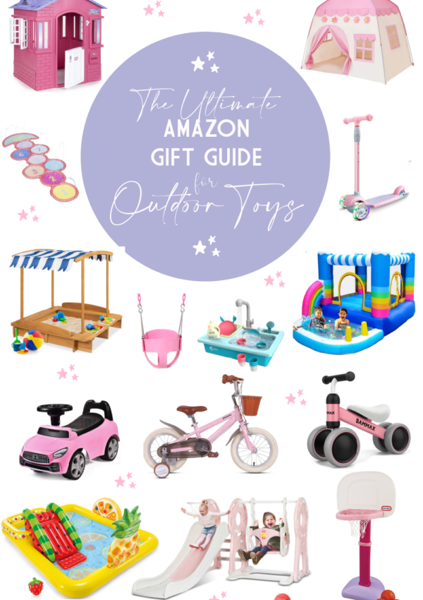 The Ultimate Amazon Gift Guide for Kids' Outdoor Toys