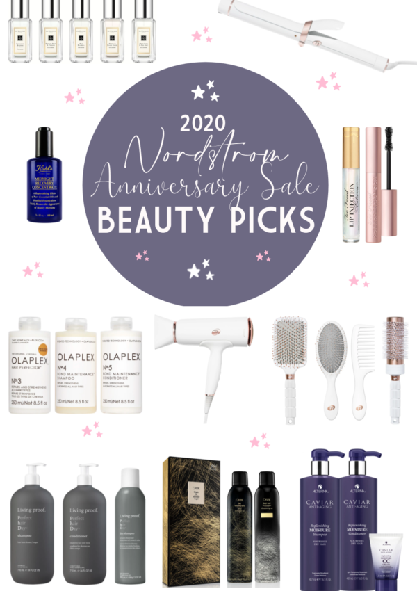 My Top 10 Beauty Picks from the 2020 Nordstrom Anniversary Sale