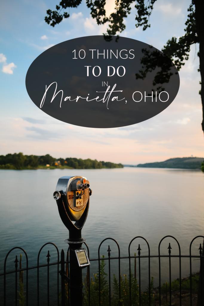 things to do in marietta, ohio