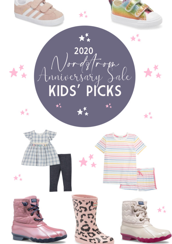 My Top 6 Kids' Picks from the 2020 Nordstrom Anniversary Sale