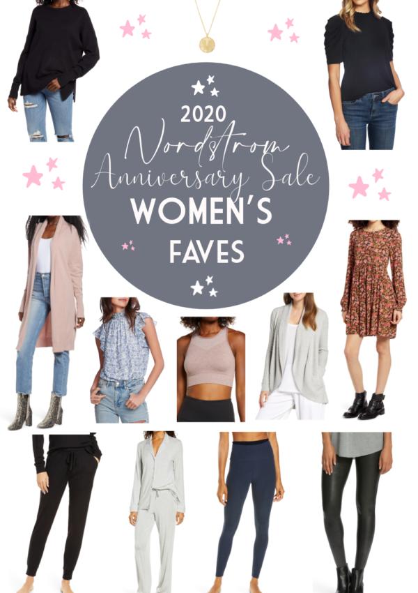 My Top 2020 Women's Nordstrom Anniversary Sale Picks
