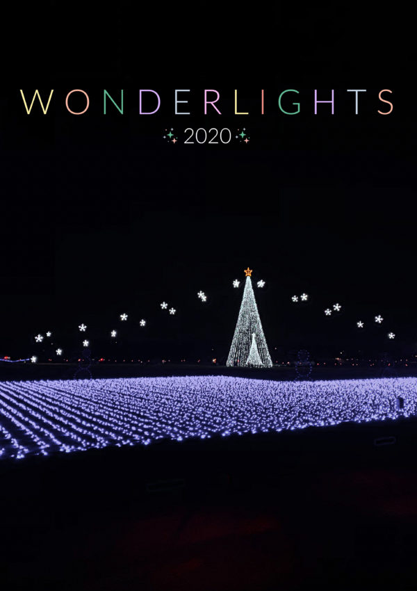 2020 Drivable Ohio Holiday Lights Trail