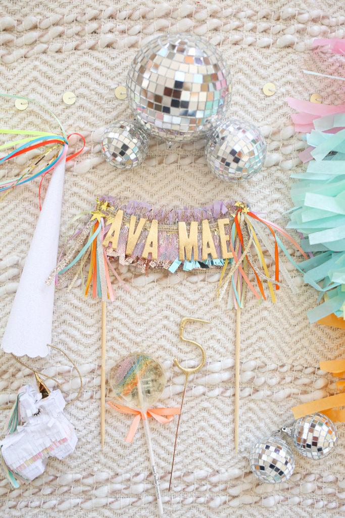 unicorn birthday party details