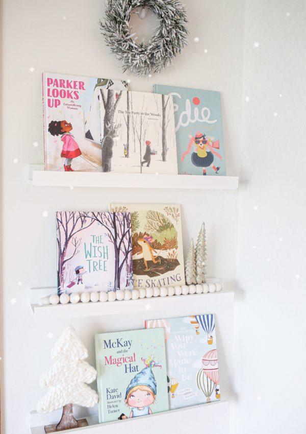 Our January Book Shelf